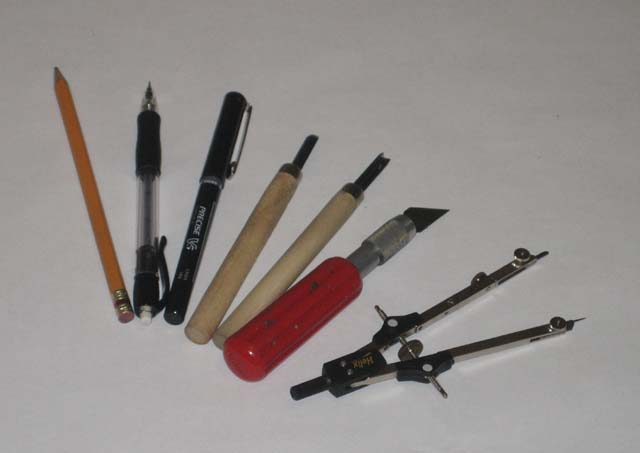 Woodblock Print Tools