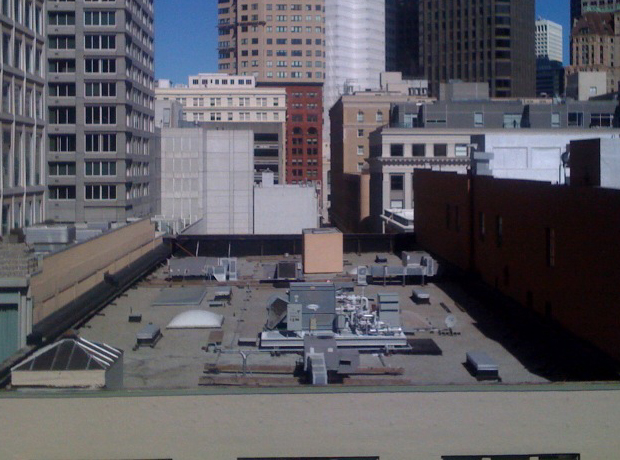 I was all over that rooftop before Waldo ever showed up