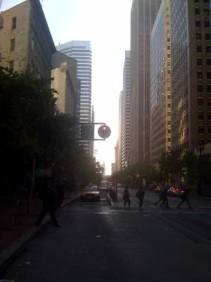 San Francisco City Street